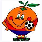 Naranjito, la Mascota del Mundial España 1982