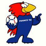 Footix, la Mascota del Mundial Francia 1998