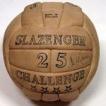 Slazenger Challenge 4-Stars, el Balón del Mundial Inglaterra 1966