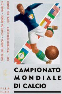 Póster del Mundial Italia 1934