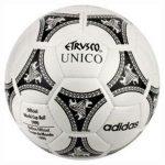 Etrusco Único, el Balón del Mundial Italia 1990