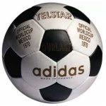 Telstar, el Balón del Mundial México 1970