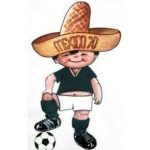 Juanito, la Mascota del Mundial México 1970
