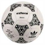 Azteca, el Balón del Mundial México 1986