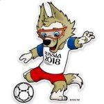 Zabivaka, Mascota del Mundial Rusia 2018