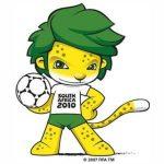 Zakumi, la Mascota del Mundial Sudráfrica 2010