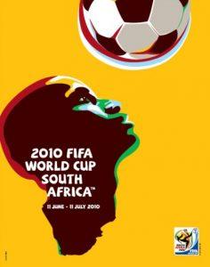 Poster del Mundial Sudáfrica 2010