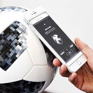 Telstar 18 incluye chip de proximidad para interacción con el balón