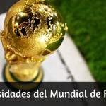21 Curiosidades sobre el Mundial de Fútbol