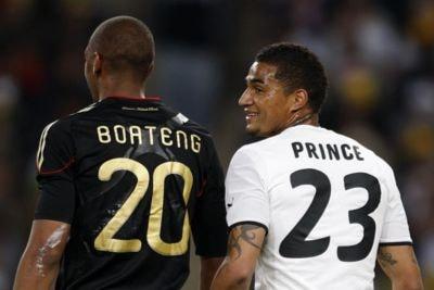 Los hermanos Boateng fueron los primeros en enfrentarse en selecciones distintas durante un Mundial