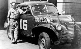 Juan Manuel Fangio en Turismo Carretera