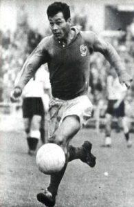 Just Fontaine tiene el récord de goles marcados en un único mundial: Suecia 1958