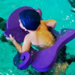 Tapetes Flotantes para Aprender a Nadar