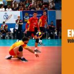 Voleibol. CEV Golden League 2018. Jornada 6. DIFERIDOS COMPLETOS