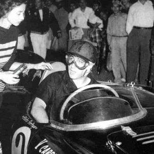 Alfonso Portago antes de llegar a Fórmula 1