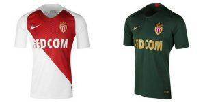 Camiseta AS Mónaco - Equipos Champions League