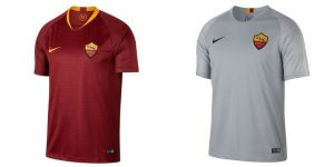 Camiseta AS Roma - Equipos Champions League