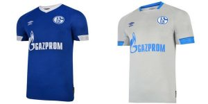 Camiseta Schalke 04 - Equipos Champions League