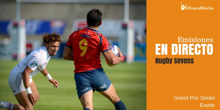 Rugby 7s Grand Prix Series En Directo. Exeter