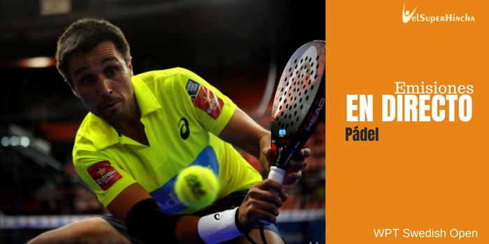 World Padel Tour En Directo. Swedish Open 2018