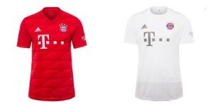 Camiseta Bayern Múnich - Equipos Champions League 2019/2020