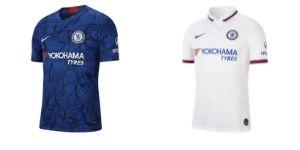 Camiseta Chelsea - Equipos Champions League 2020