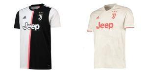 Camiseta Juventus - Equipos Champions League 2020