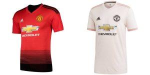 Camiseta Manchester United FC - Equipos Champions League