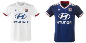 Camiseta Olympique Lyon - Equipos Champions League 2010/20