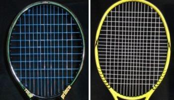 Elegir el patrón en tu raqueta de tenis