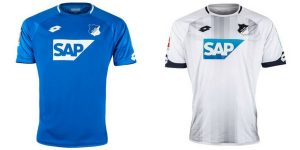 Camiseta TSG Hoffenheim - Equipos Champions League