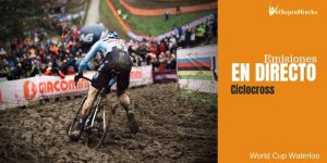 Ciclocross En Directo. World Cup Waterloo 2018