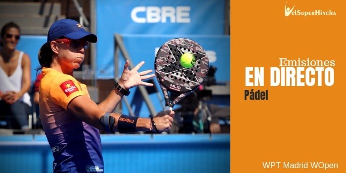 World Padel Tour En Directo. Madrid WOpen 2018