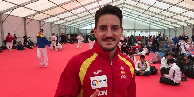 Damián Quintero Leyenda del Karate