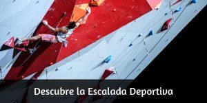 Escalada Deportiva, nuevo deporte olímpico