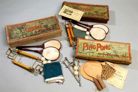 Historia del Ping-Pong