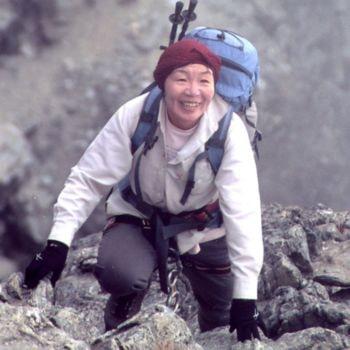 Junko Tabei fue la primera mujer que ascenció las Siete Cumbres