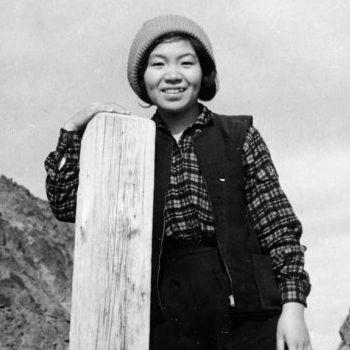 Junko Tabei, primero mujer que escaló el Everest