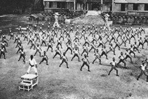 El Origen del Karate se encuentra en Okinawa