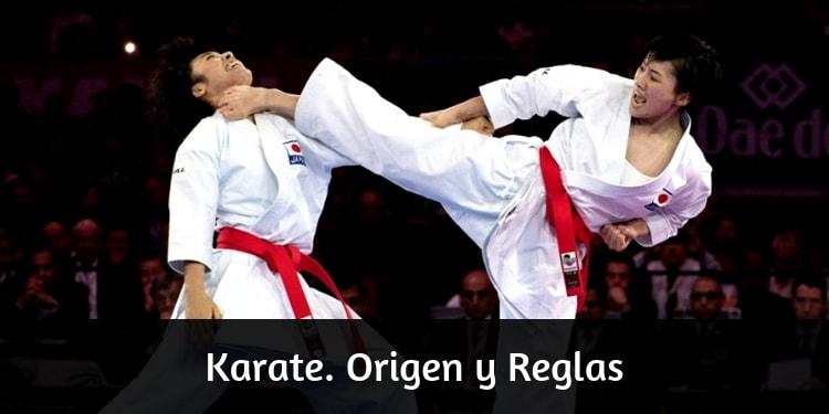 Qué es Karate. Origen, Historia y Reglas