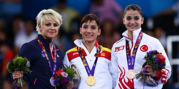 Sandra Sánchez, 35 podios consecutivos