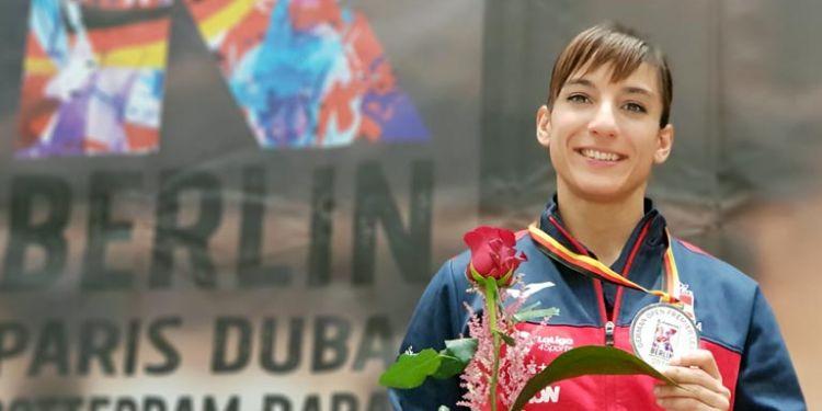 Sándra Sánches Premio Nacional al Deporte