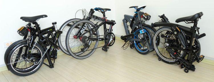 El Tamaño de Rueda de las Bicicletas Plegables y su Precio