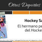 Hockey Sala, el hermano pequeño del Hockey