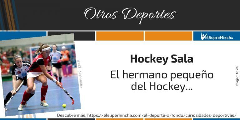 Reglas del Hockey Sala. El hermano pequeño del Hockey