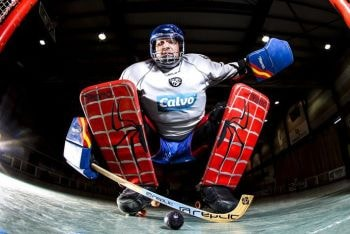 Hockey sobre Patines: Protecciones Obligatorias de los porteros