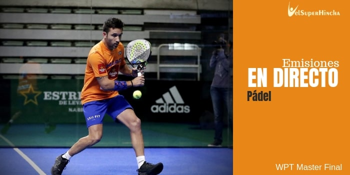 World Padel Tour Master Final En Directo