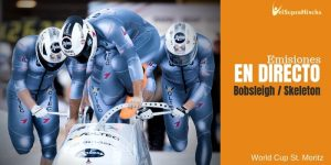 World Cup de Bobsleigh y Skeleton St. Moritz 2019 En Directo