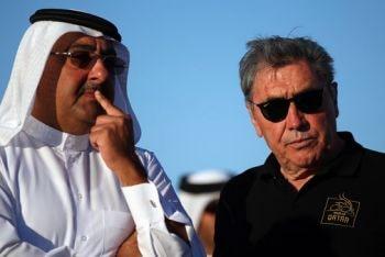 Eddy Merckx es copropieatio del Tour de Qatar