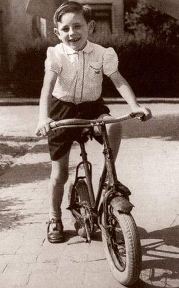 Eddy Merckx tuvo su primera bicicleta con 4 años